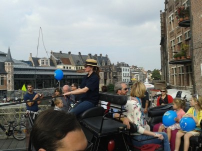 car free day Ghent
